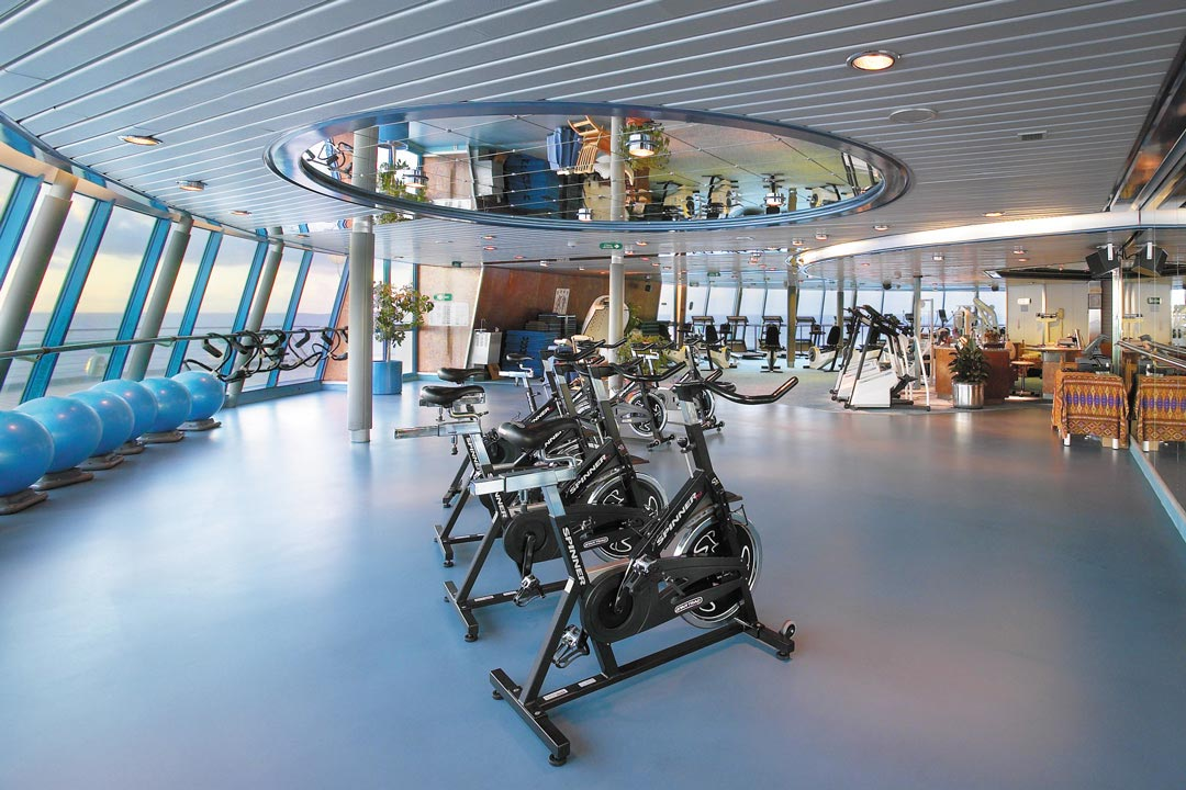 Ship Shape Fitness Center